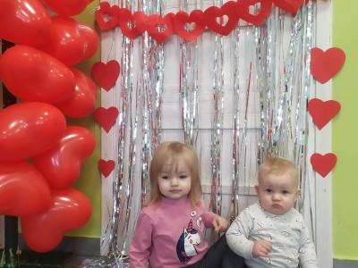 Walentynki dla dzieci.